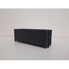 Container bak licht gewicht 40m3 voor Haakarm