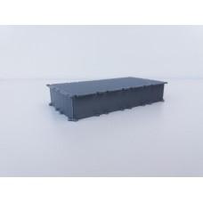 Nato ponton Schaal 1.50 blank grijs