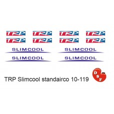 Slimcool Standairco logo`s