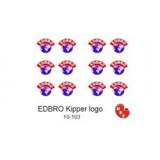 Edbro kipper logo`s