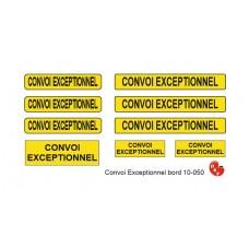 Convoi Exceptionnel bord