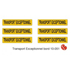 Transport Exceptionnel bord