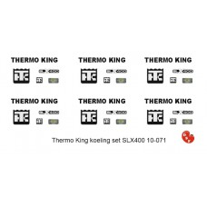 Thermo King SlX400 set