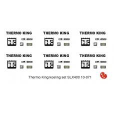 Thermo King SlX400 set