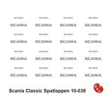 Scania Classic Spatlappen