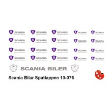 Scania Bilar Spatlappen