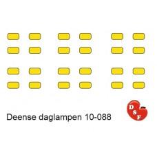 Deense daglampen set