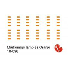 Markeringslichten Oranje